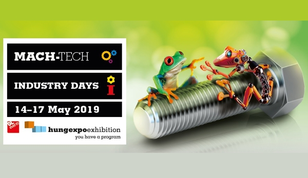 MACH-TECH and INDUSTRY DAYS at the same place and the same time