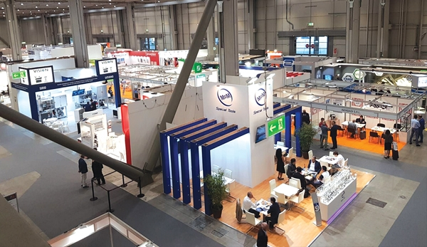 Rumours and whispers at the Fastener Fair  Italy 2018