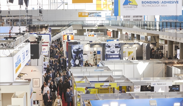 International Exhibition for the Fastener and Fixing Industry ends as a record event