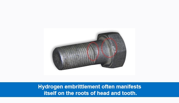 The Risk Of Hydrogen Embrittlement