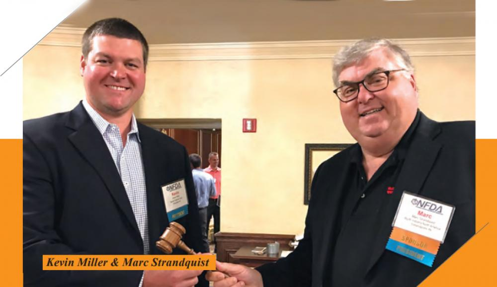 Interview with NFDA President Marc Strandquist