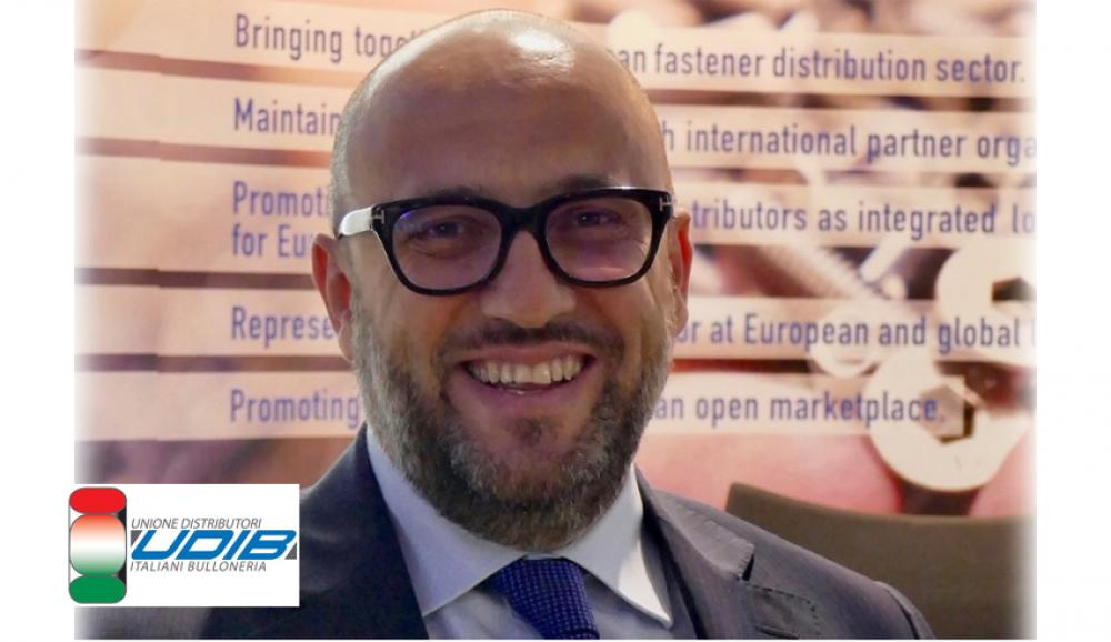 Interview with UDIB President Gian Marco Dalpane