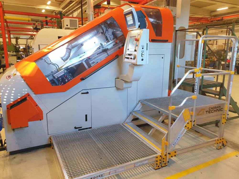 BUMAX installs next generation manufacturing equipment in Sweden