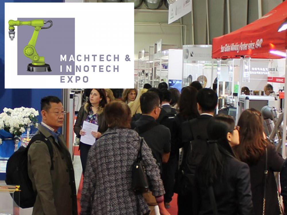 The exhibition MachTech & InnoTech 2020 will bring together representatives of the metal processing sector again from 6 to 9 April