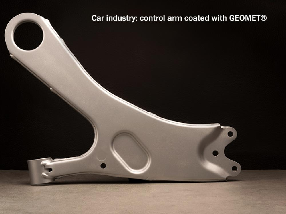 GEOMET® - Multifunctional coatings for metallic components