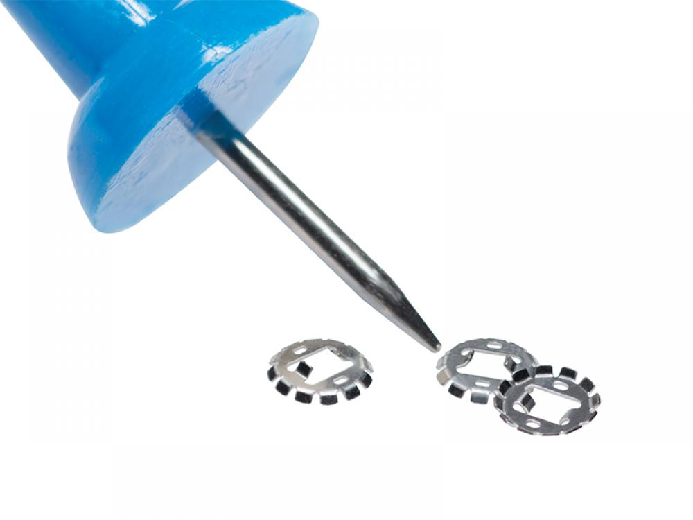 PennEngineering has launched  the new microPEM® Press-on Fastener