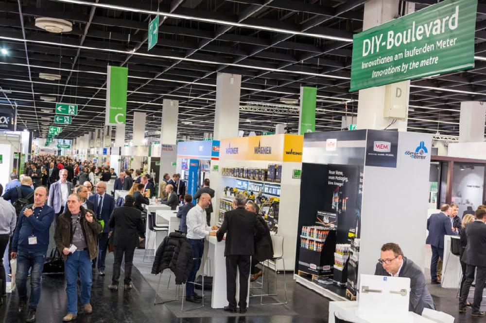 Int Hardware Fair Cologne 2020: Top result after early bird bookings